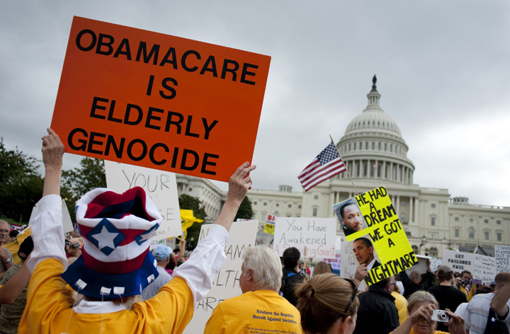 Obamacare or Trumpcare?